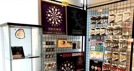 TiTO Darts Shop TiTO 難波店